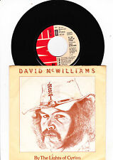 """7"""" David Mc Williams - By the Lights of Cyrian ----"""