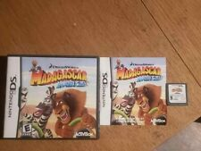 Madagascar Kartz (Nintendo DS, 2009) Complete CIB