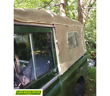 "LAND ROVER SERIES 88"" HOOD (SAND WITH WINDOWS)"