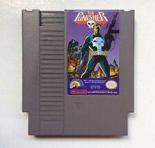 The Punisher Classic Nintendo Game Original NES
