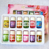 Essential oils set Pure Essential oil gift set 100% pure aromatherapy top kit Y