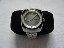 Vintage 25 Jewels Helbros Mechanical Self Winding Men's Watch