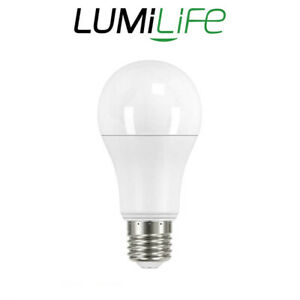 LumiLife LED E27 GLS Light Bulbs 5.5w 8.2w 11w 13w Warm White - Daylight Frosted