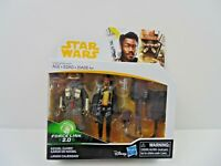 Star Wars Force Link 2.0 Lando Calrissian & Kessel Guard 2 Pack