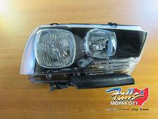11-2014 Dodge Charger Fornt Passenger Halogen Headlight Assembly NEW MOPAR OEM