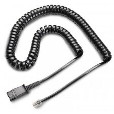 Plantronics U10 Cable for Cisco 6921 6941 6961 7821 7841 7861 7941 7961 7971 IP