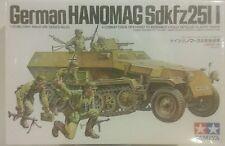 Tamiya 1/35 scale German Hanomag Sdkfz.251/1 Halftrack