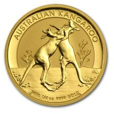1/4 oz Gold Känguru - 25 Dollar Australien - Versch. Jahrgänge - Goldmünze 999,9