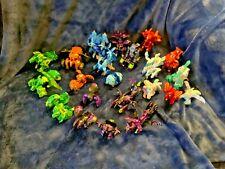 Bakugan Battle Planet, Armored Alliance, Ultra, Core & Baku-Gear figures