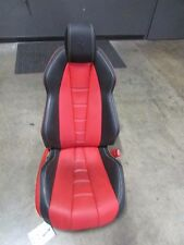 Ferrari 458 Italia, RH, Right Seat, Power, Black&Red w/ White Stitching, Used