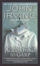 John Irving The World According to Garp, Ballantine Paperback