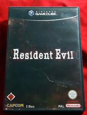 Resident Evil - Capcom Horror Shooter - Nintendo GameCube - USK18
