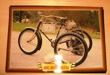 Ariel De Motor Triciclo 240 Bicicleta Vintage Moto Bicicleta 1890 la imagen de 1898