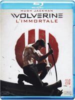 Blu-ray WOLVERINE L'immortale 2013 Hugh Jackman James Mangold GIAPPONE