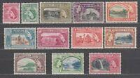 Trinidad And Tobago - Mail Yvert 159/70 MH Elizabeth II