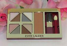New Estee Lauder Pure Color Eye Shadow Cheek Blush Pallette Soft Neutral Colors