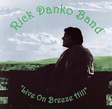 RICK DANKO BAND Live On Breeze Hill (CD) MINT disc Free Shipping