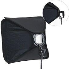 Cube Boite de Lumière Softbox Diffuseur DynaSun SB1009 50x50cm pour Flash Cobra