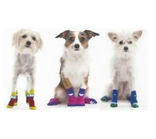 Snazzy Socks for Dogs - Perfect indoor footwear - S - M - L - Silica gel bottom