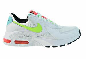 Authentic Nike Air Max Excee / Womens / White/Volt/Black/Laser Crimson / NIB