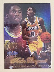 "1997-98 Fleer Flair Showcase Kobe Bryant ""Showstopper"" Sec 2 Row 2 Seat 18 SHARP"