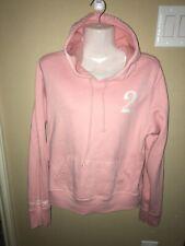 AE American Eagle Pink Hoodie Sweatshirt, Size M