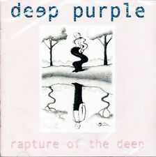 Deep PURPLE RAPTURE of the Deep CD NUOVO OVP