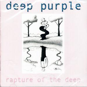 DEEP PURPLE rapture of the deep CD NEU OVP