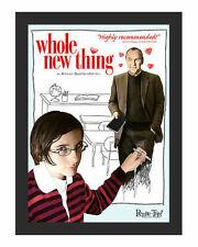 New Whole New Thing Dvd The Movie Aaron Webber, Robert Joy, Rebecca Jenkins