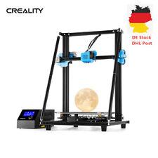 Creality CR-10 V2 Upgrated 3D Drucker Printer 300*300*400mm Silent Printing Neu