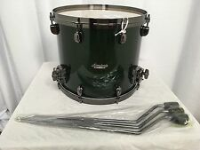 "Tama Starclassic Maple 14"" Diameter X 12"" Deep Floor Tom/Jade Sparkle/NEW"