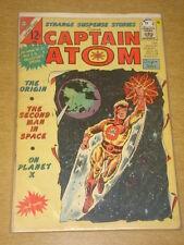 STRANGE SUSPENSE STORIES #75 VG (4.0) CAPTAIN ATOM CHARLTON COMICS JUNE 1965 (D)