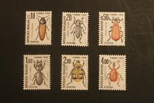 Lot de timbres taxe  - n° 103  à 108 -  FRANCE - 1982 - Neuf **