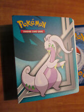 NEW Pokemon GOODRA+GARCHOMP+SALAMENCE Card MINI Binder/Album/Folder Blister TCG