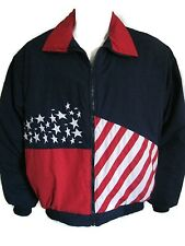 Ashley Sewn Products USA Stars Stripes Large