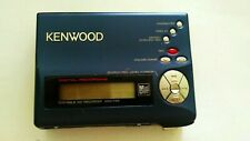 PORTABLE KENWOOD DMC-F5R MINI DISC RECORDER WALKMAN as is made in Japan woow