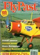 Flypast 1995 September Buccaneer,USAAF,Dornier 24,Waterbeach
