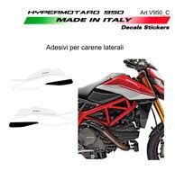 Adesivi carene laterali Ducati Hypemotard 950 SP