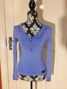 G-Star Sky Blue Knitwear Top Size S