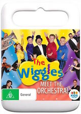 The WIGGLES - Meet The ORCHESTRA : NEW DVD