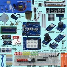 New Ultimate UNO R3 Starter Kit for Arduino 1602LCD Servo Motor-V2  USA Shipping