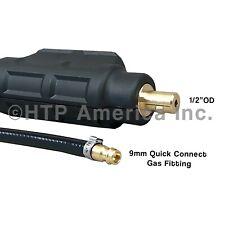 12/' WP9 Tig Welding Torch Weldcraft Compatible Longevity 200ex Made in USA