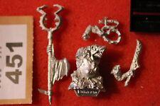 Juegos taller Warhammer Fantasy skaven THROT el inmundo 2nd versión Rare fuera de imprenta
