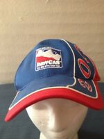 Indy Racing League Indycar Series 2004 Red White Blue Embroidered Ball Hat Cap