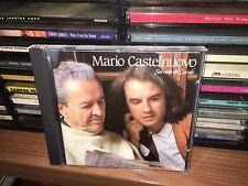 MARIO CASTELNUOVO SUL NIDO DEL CUCULO RARO CD 1988 RCA FUORI CATALOGO COME NUOVO