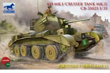 Bronco 1/35 35025 British A13 MK.I Cruiser Tank MK.III