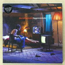 "THE ROLLING STONES - Biggest Mistake ***ltd RED 7""-Vinyl***NEW***"