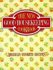 The New Good Housekeeping Cookbook (1986, Hardcover)