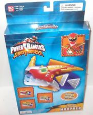 Power Rangers Dino Thunder Triassic Morpher 2003 Bandai In Original Box MINT