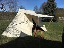 Sachsenzelt 6m x 4m Saxon Typ2 tent LARP Reenactment Mittelalter Zelt Wikinger👍